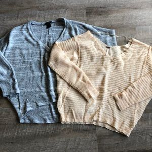 Lux knits sweater